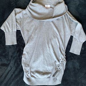 NWOT motherhood Maternity sweatshirt